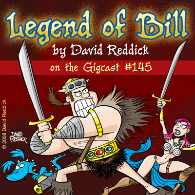 David Reddick The Legend of Bill